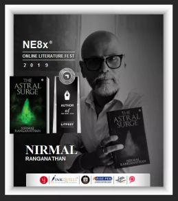 Nirmal Ranganathan Author Interview
